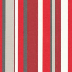 Red Striped Roller Blinds UK, Lola Flamenco