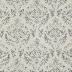 Grey Floral Roman Blinds UK, Anatolia Grey
