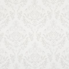 White Floral Roman Blinds UK, Anatolia White