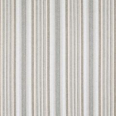 Grey Striped Roman Blinds UK, Barbican Charcoal